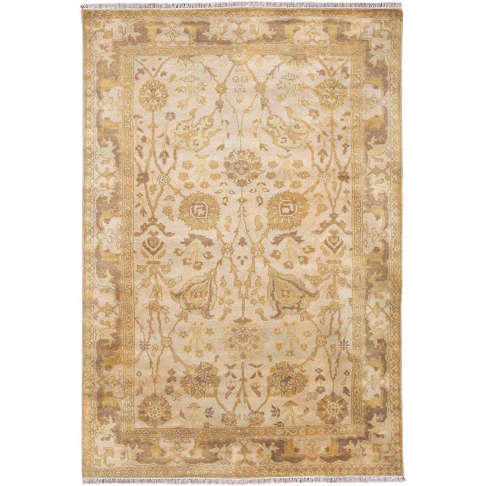 Laeken Taupe 5 ft. 6 in. x 8 ft. 6 in.