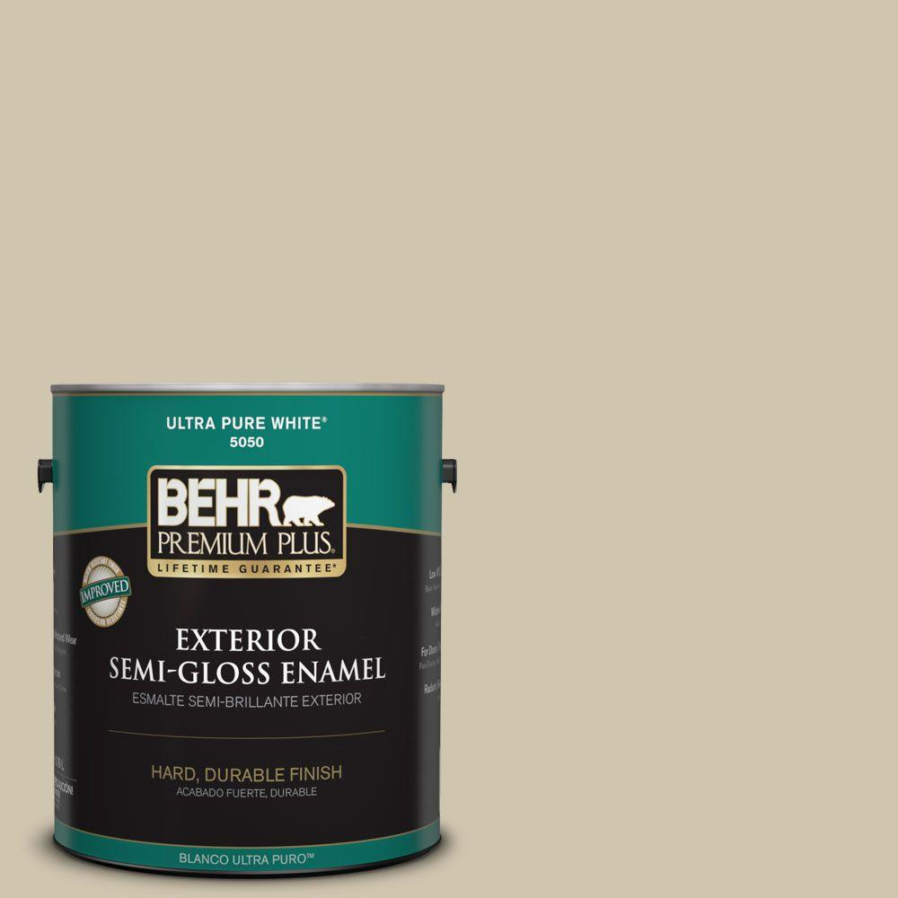 BEHR Premium Plus Home Decorators Collection 1-gal. #HDC-NT-18 Yuma Sand