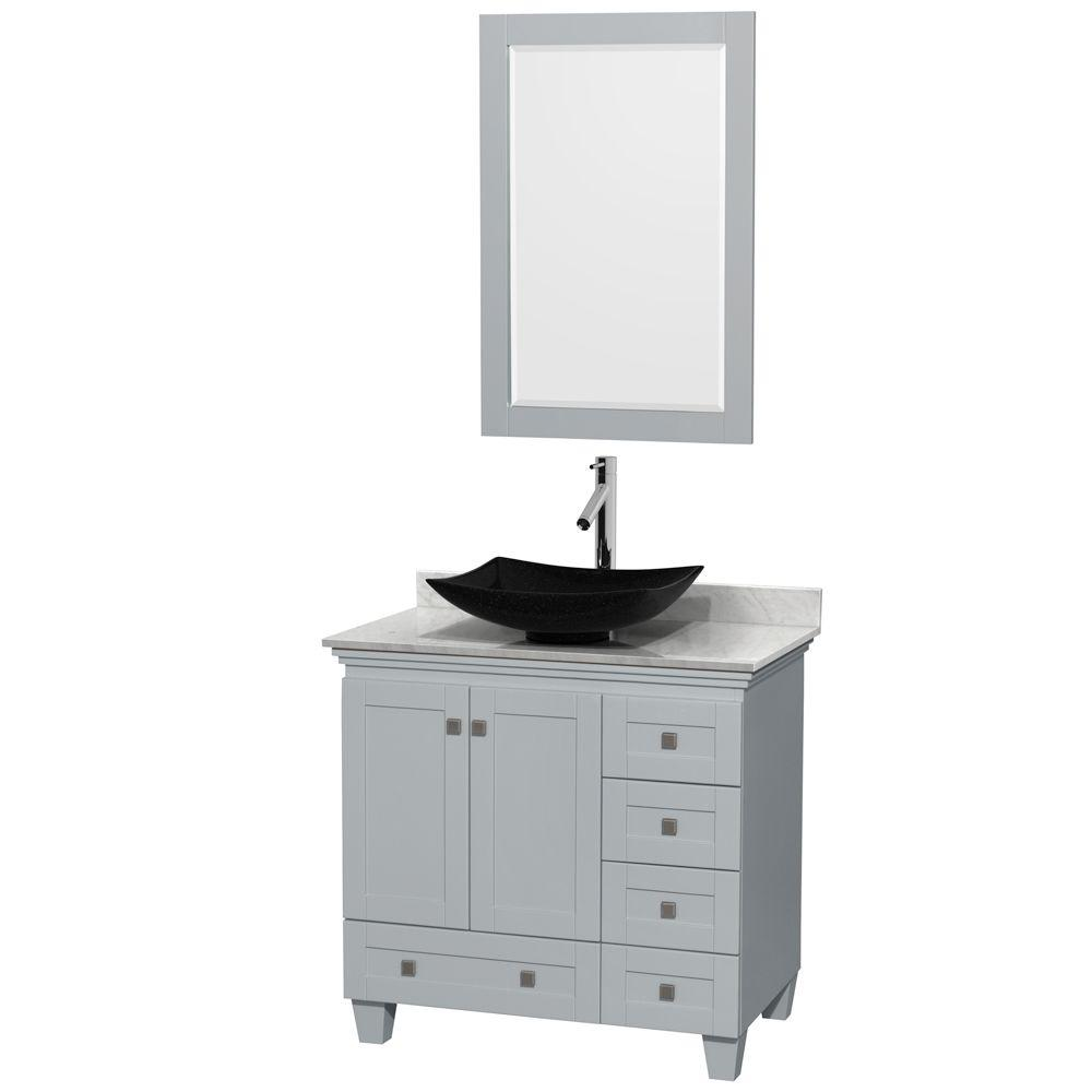 Wyndham Collection Acclaim 36 in. W x 22 in. D Vanity