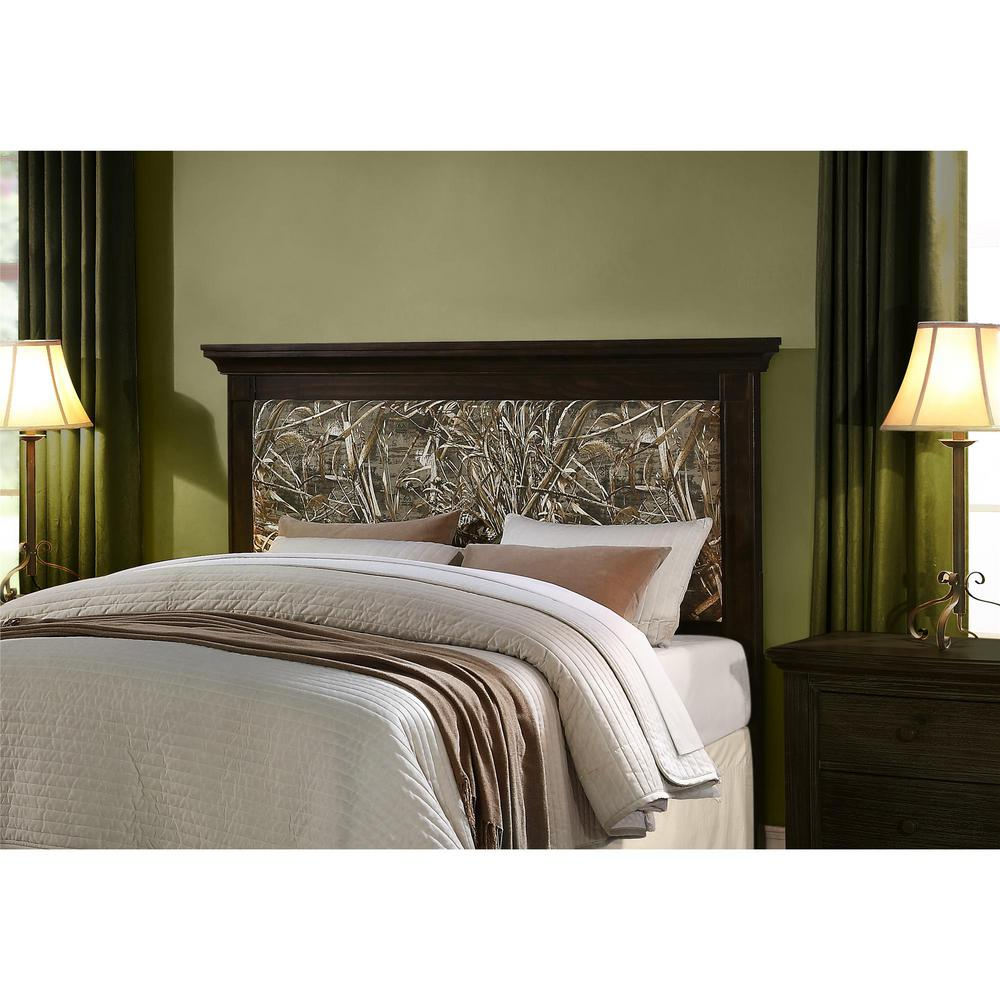 Realtree Camouflage Full/Queen Headboard