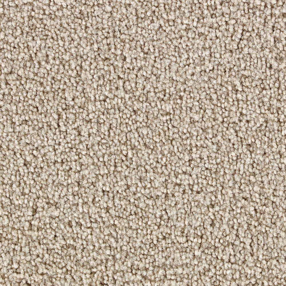 Martha Stewart Living Brycemoor Natural Twine - 6 in. x 9 in. Take Home Carpet Sample-DISCONTINUED