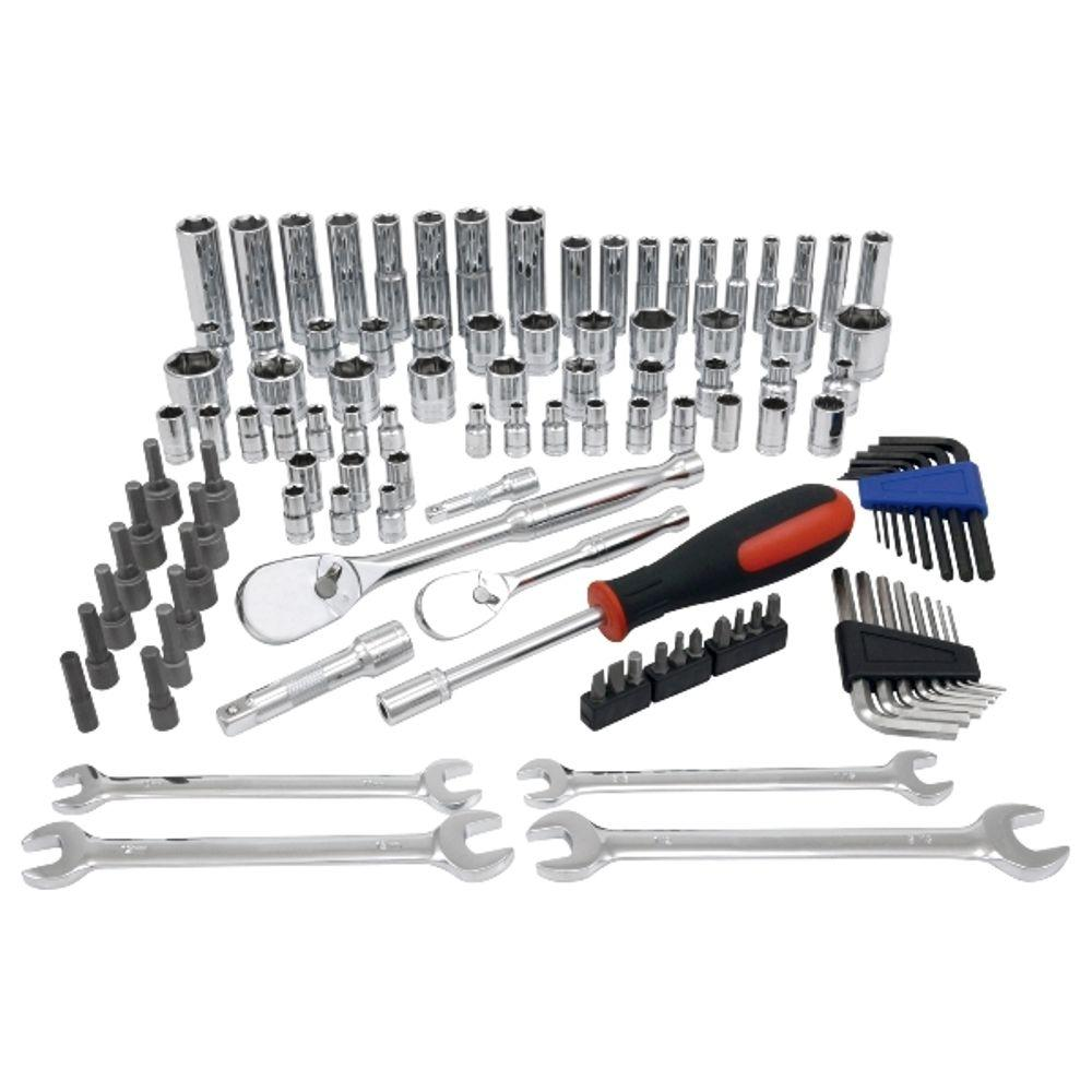Husky Mechanics Tool Set (107-Piece)