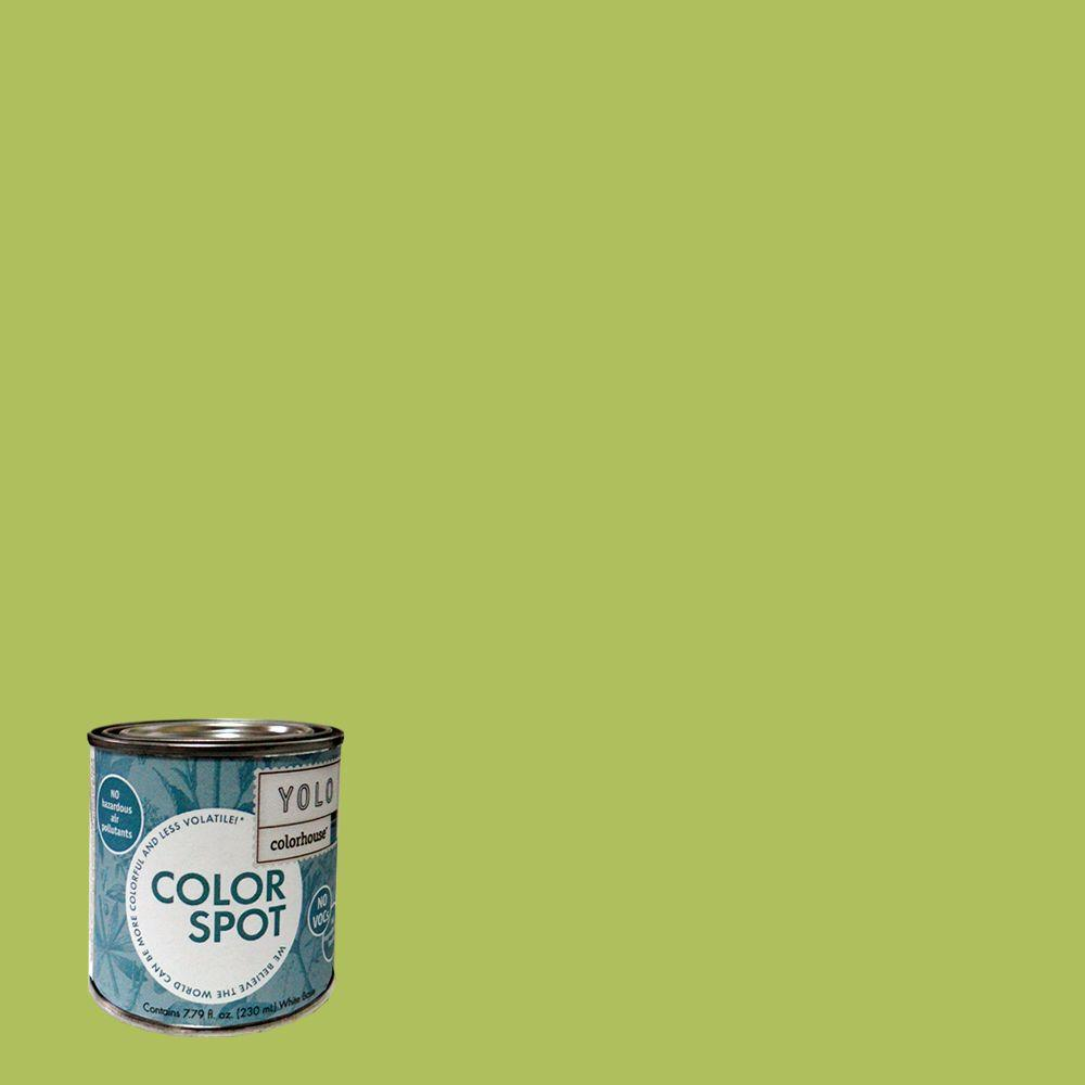 YOLO Colorhouse 8 oz. Thrive .03 ColorSpot Eggshell Interior Paint Sample-DISCONTINUED