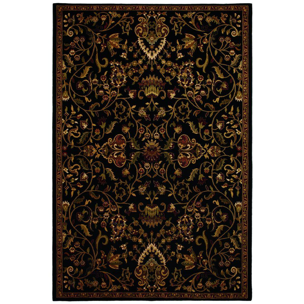 Mohawk Home Decorator's Choice Empress Garden 3 ft. 6 in. x 5 ft. 6 in. Area Rug