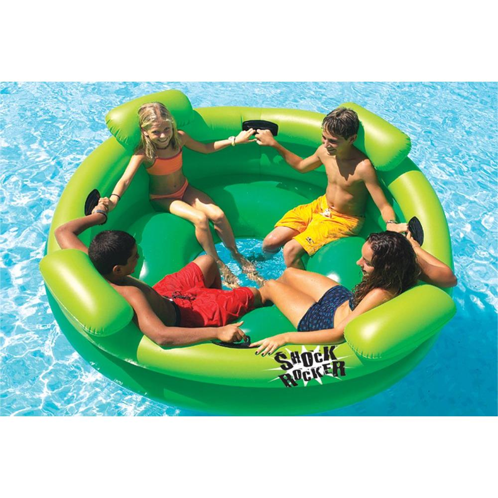 Swimline Shock Rocker Inflatable Pool Toy-NT257