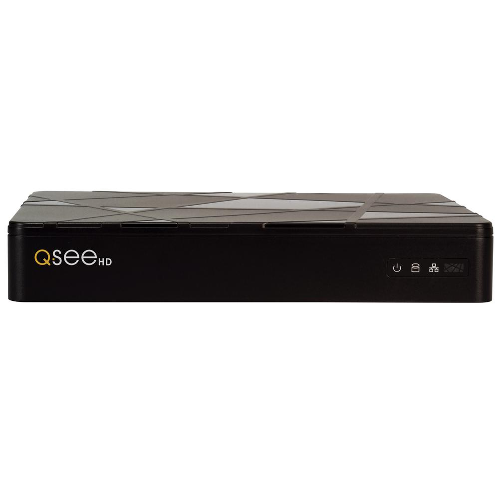 8-Channel 2TB 4MP Surveillance NVR/Network Video Recorder