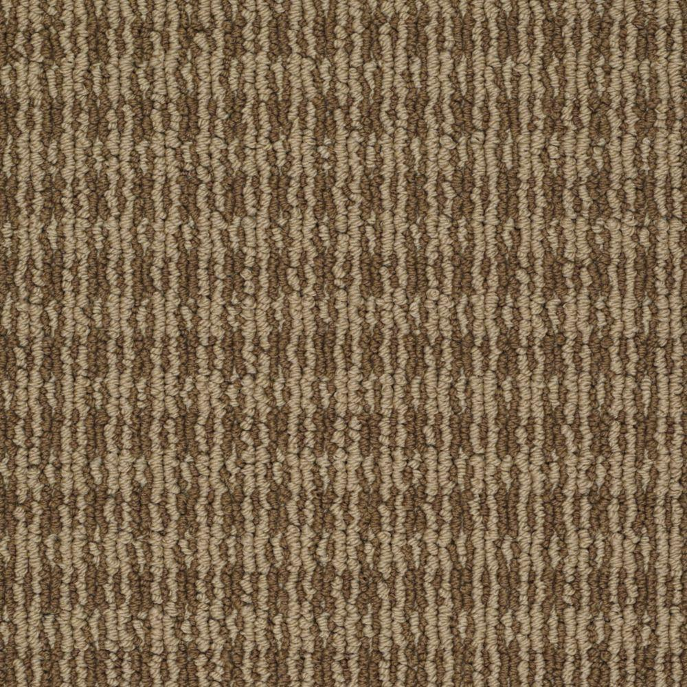 Martha Stewart Living Waltonsworth - Color Clove 6 in. x 9 in. Take Home Carpet Sample