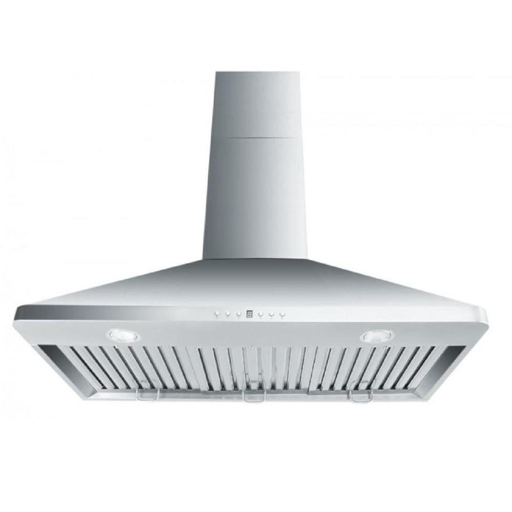 ZLINE 30 in. 900 CFM Wall Mount Range Hood in Stainless