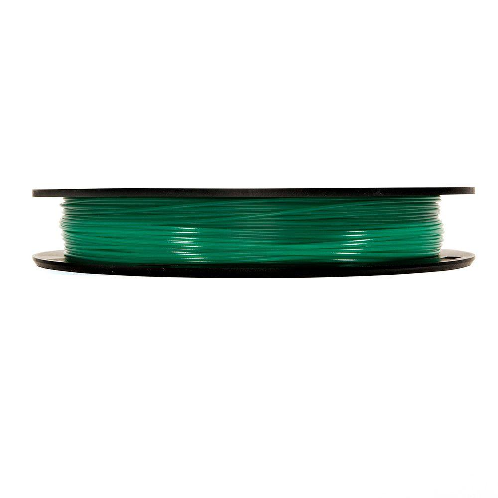 MakerBot 2 lbs. Large Translucent Green PLA Filament