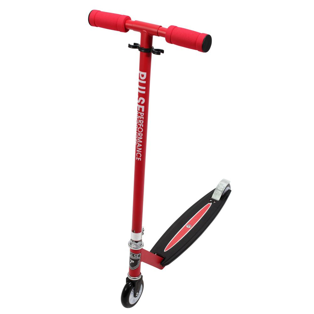 S-100 Freestyle Scooter in Red
