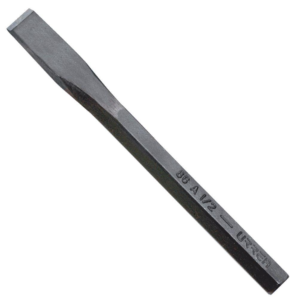 URREA 5/8 in. Wide Tip 6-5/8 in. Long Cold Chisel-86A-1/2 -