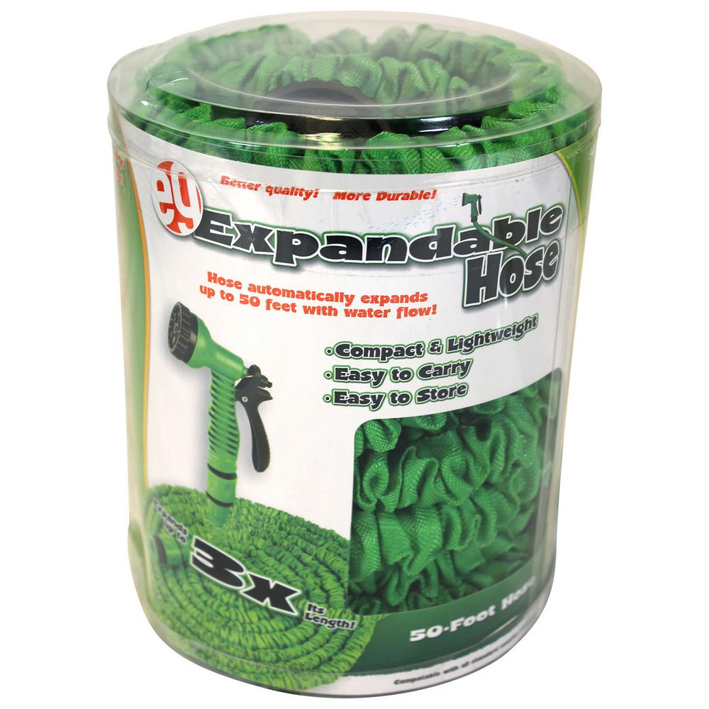 3/4 in. Dia x 50 ft. Standard Duty Expandable Hose