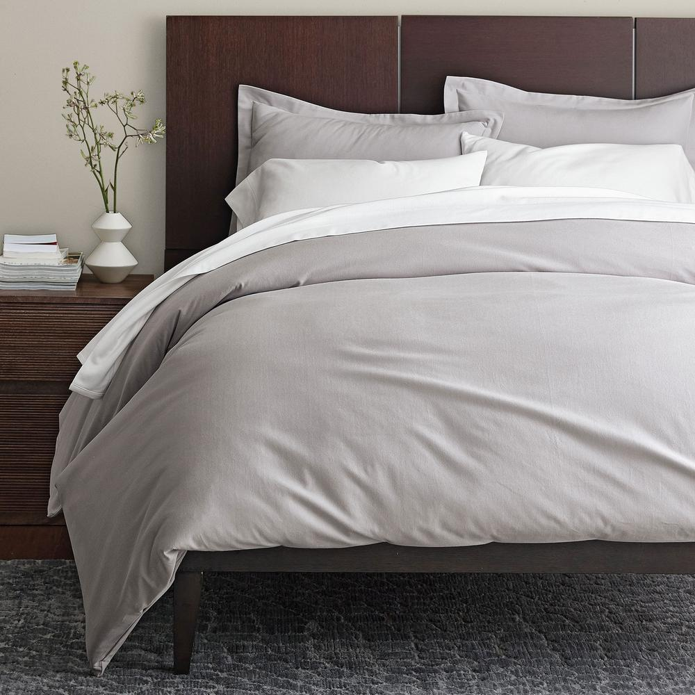 Solid Velvet Flannel Bedding Collection