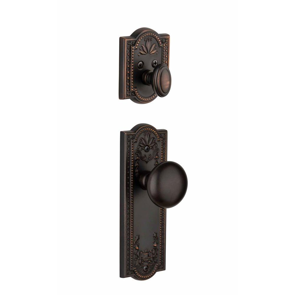 Grandeur Parthenon Single Cylinder Timeless Bronze Combo Pack Keyed Alike with