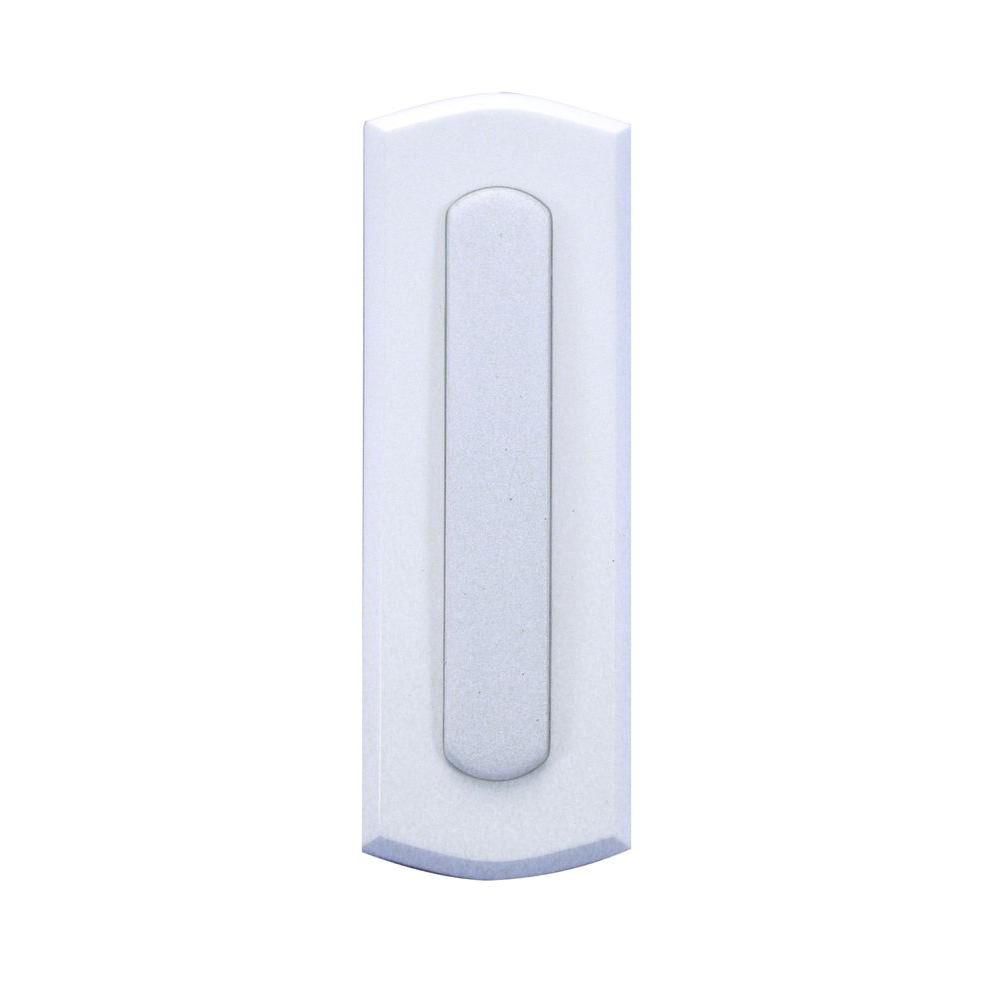 Wireless Battery Operated Doorbell Push Button, Colonial ...