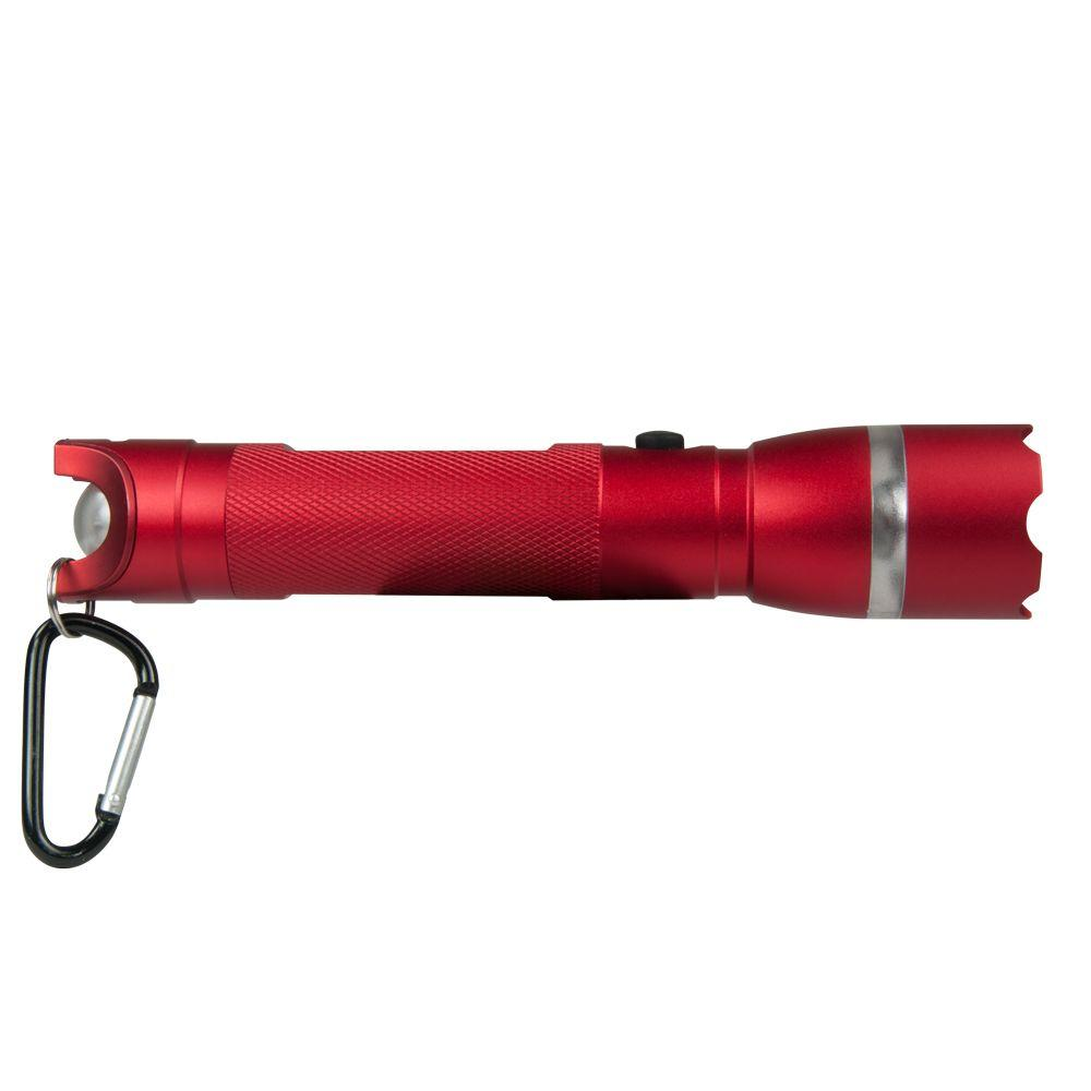 250 Lumen Search Light with Emergency Beacon Flashlight