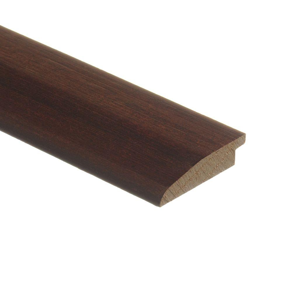 Bamboo Cafe 3/8 in. Thick x 1-3/4 in. Wide x 80 in. Length Hardwood Multi-Purpose Reducer Molding