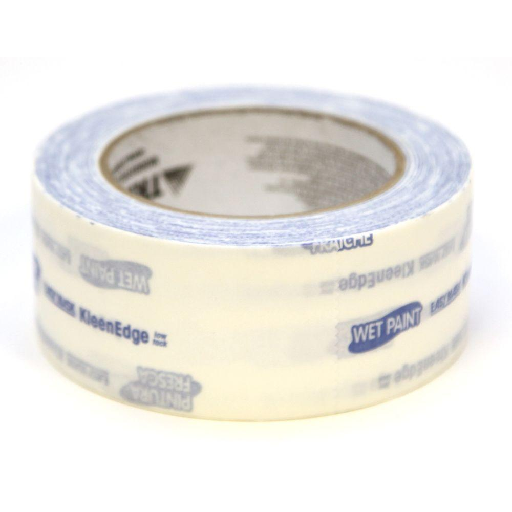 KleenEdge 1.89 in. x 54-2/3 yds. Low Tack Painting Tape