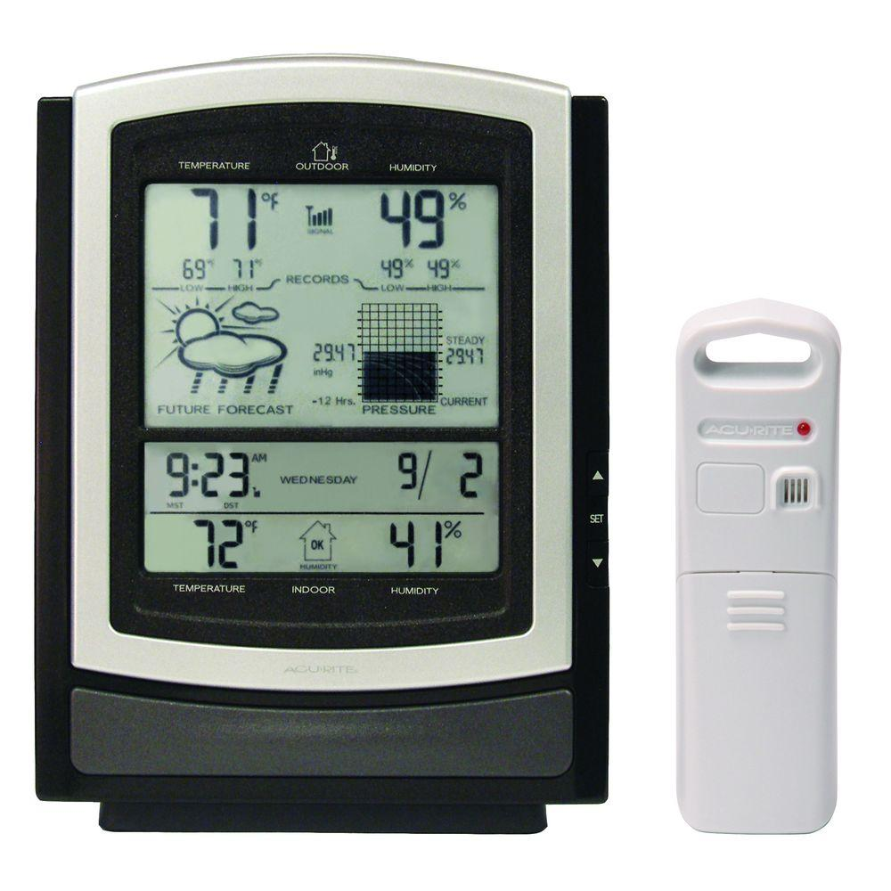 AcuRite Digital Wireless Weather Forecaster-DISCONTINUED
