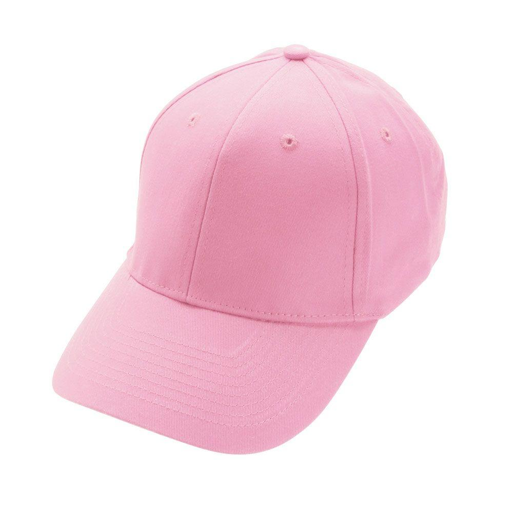 ERB H64 6-Panel Ball Hat in Pink-DISCONTINUED