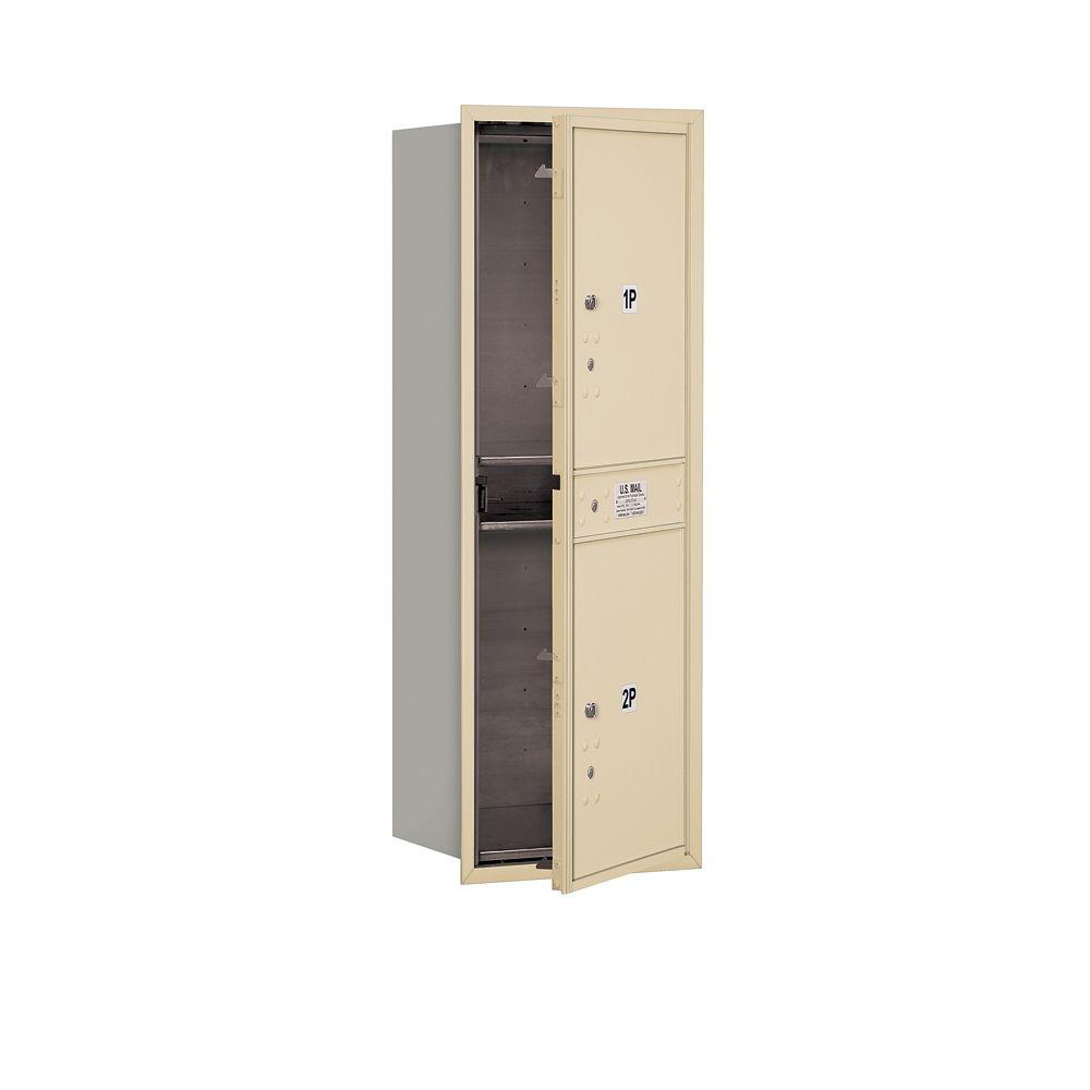 41 in. H x 16 3/4 in. Wide -Parcel Locker -
