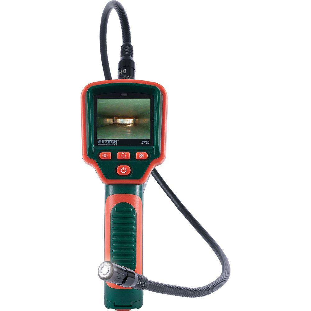 Extech Instruments Video Borescope Inspection Camera-BR80 - The ...