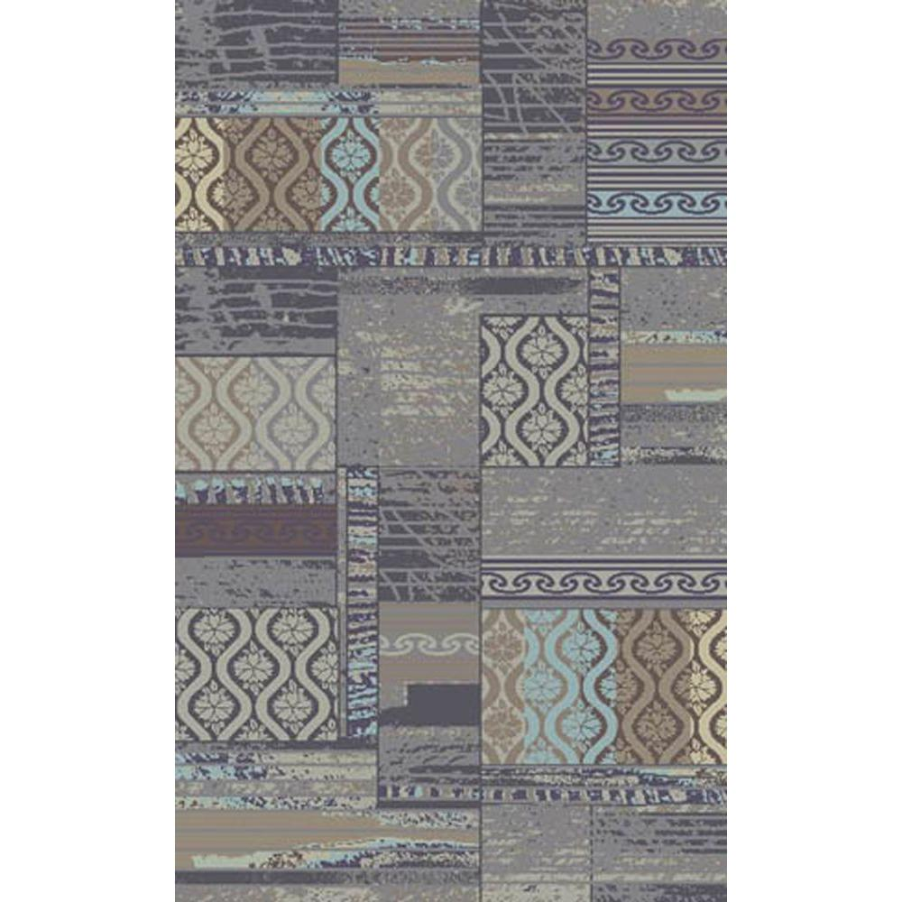 Palazzo Collection Multi 7 ft. 3 in. x 10 ft. Indoor