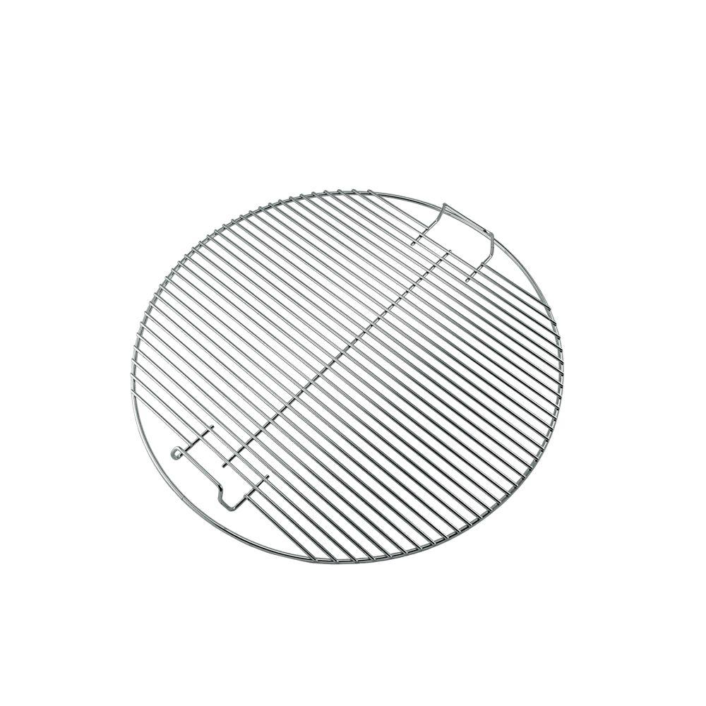 Plated Steel Cooking grate for One Touch Silver, Bar-B-Kettle & Master