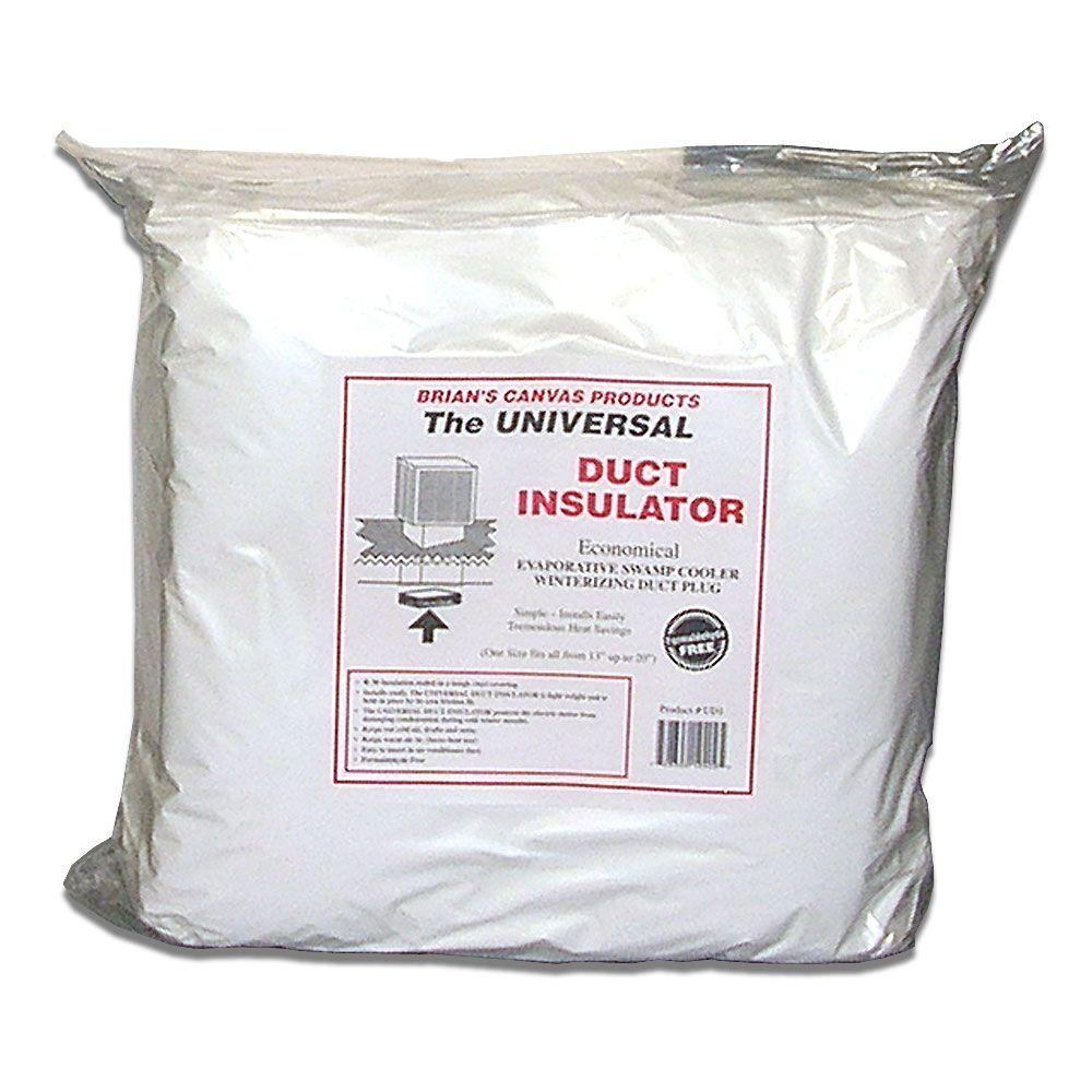Universal Duct Insulator-UDI - The Home Depot