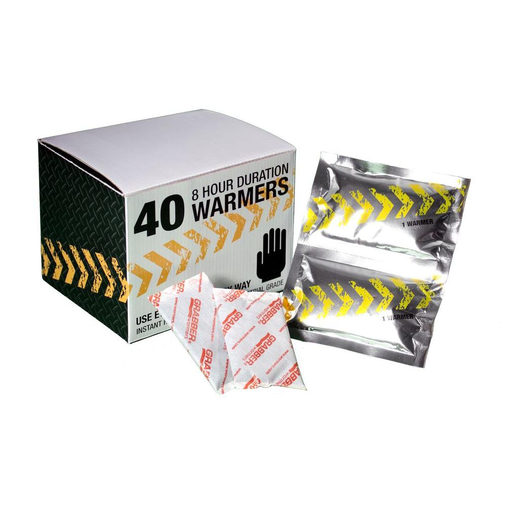 Grabber Industrial pack Hand Warmers-DISCONTINUED