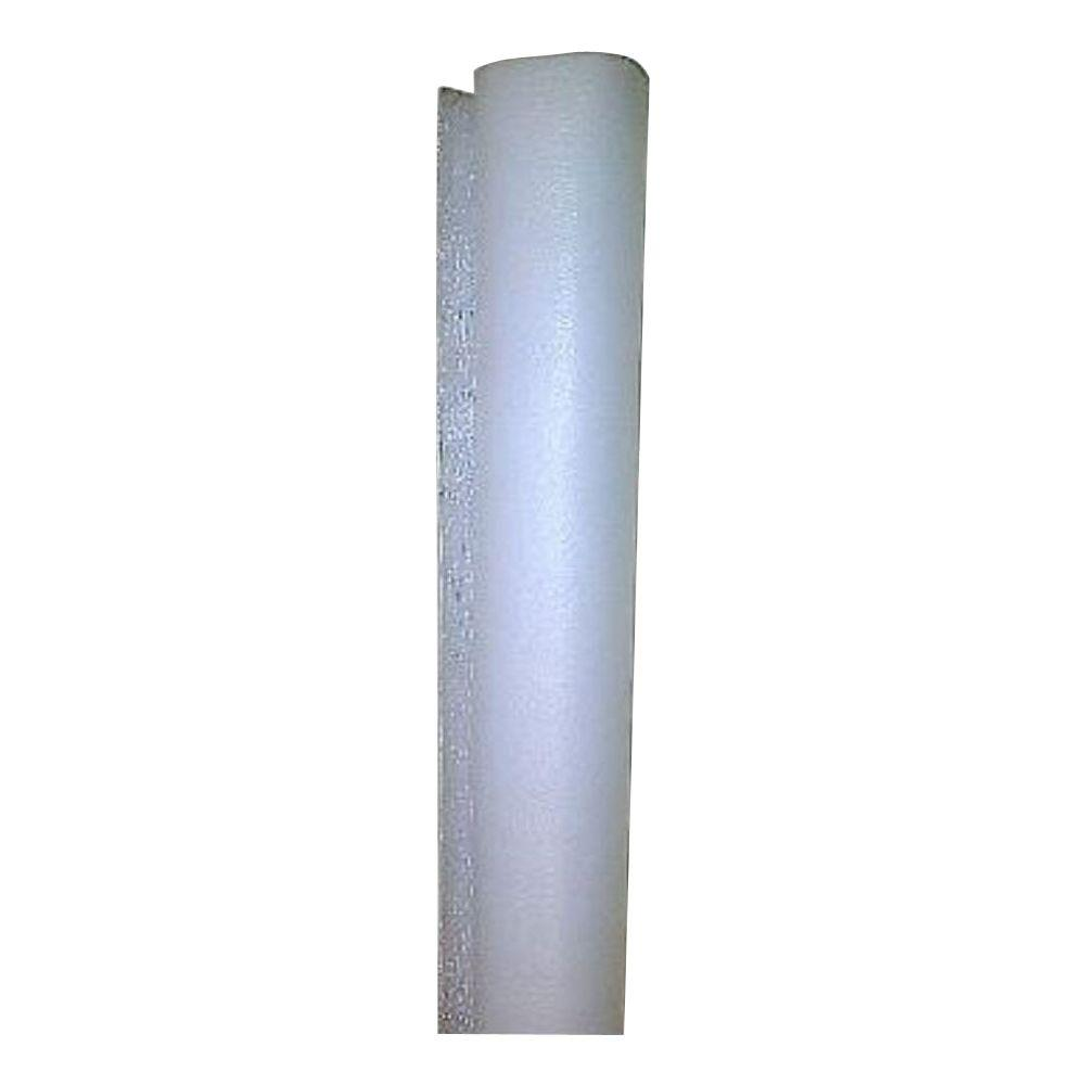 4 ft. x 5 ft. Whole House Fan Seal Radiant Barrier