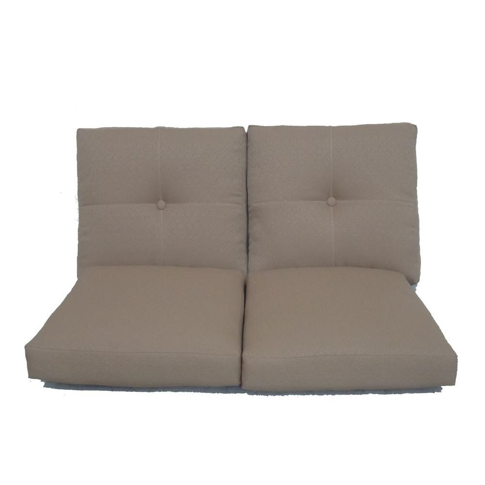 Westbury Replacement Outdoor Loveseat Cushion