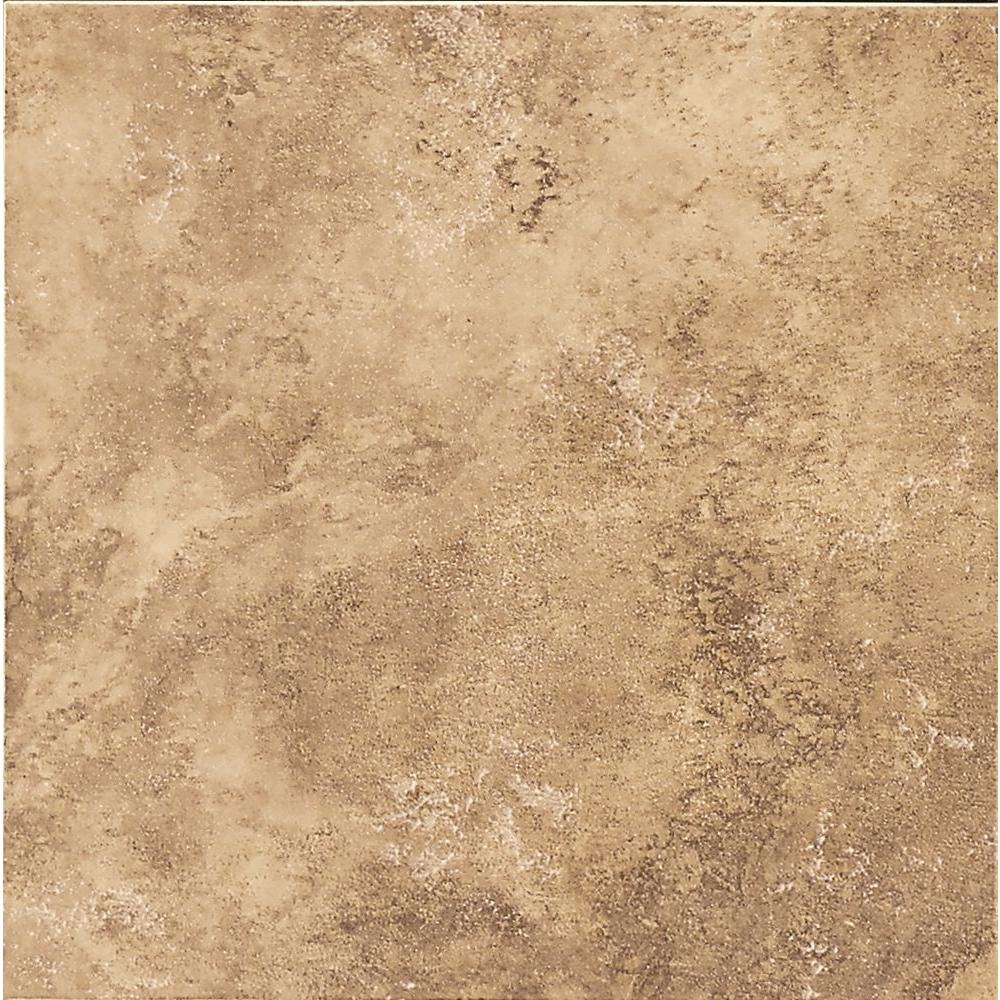 Carano Golden Sand 18 in. x 18 in. Ceramic Floor and