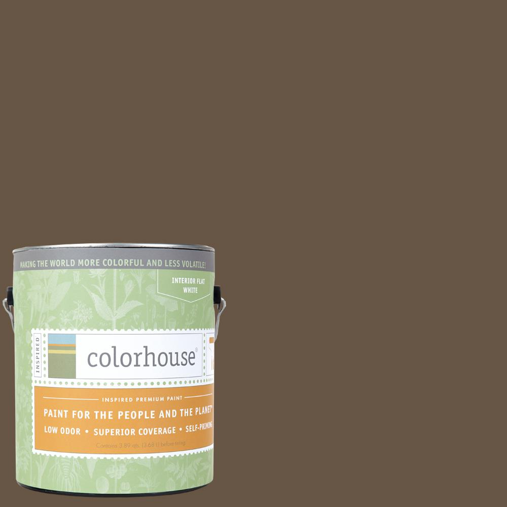 1 gal. Clay .06 Flat Interior Paint