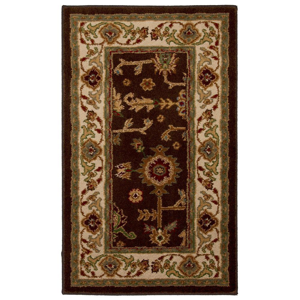 Mohawk Home Taba Brown 2 ft. x 3 ft. 4 in. Accent Rug
