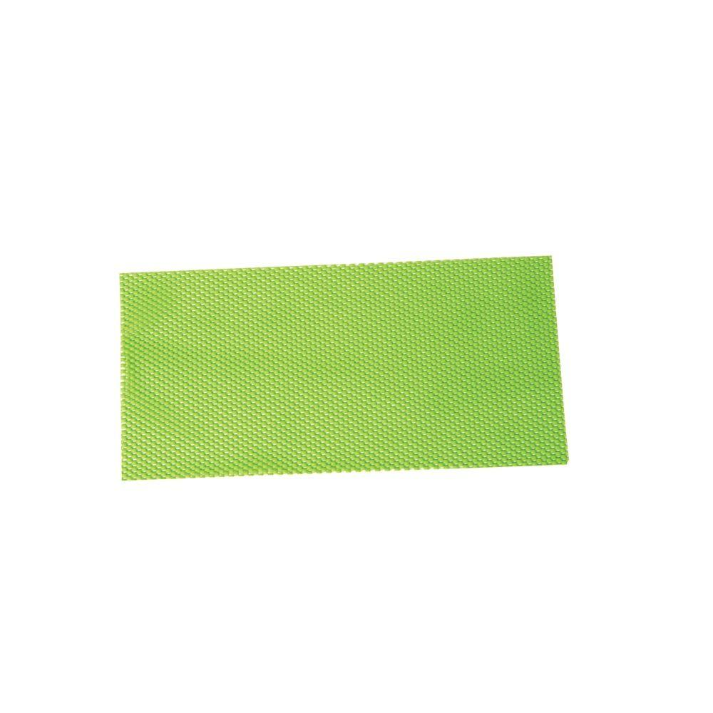 Viper Tool Storage 18 in. x 12 ft. Roll Drawer Liner in Lime