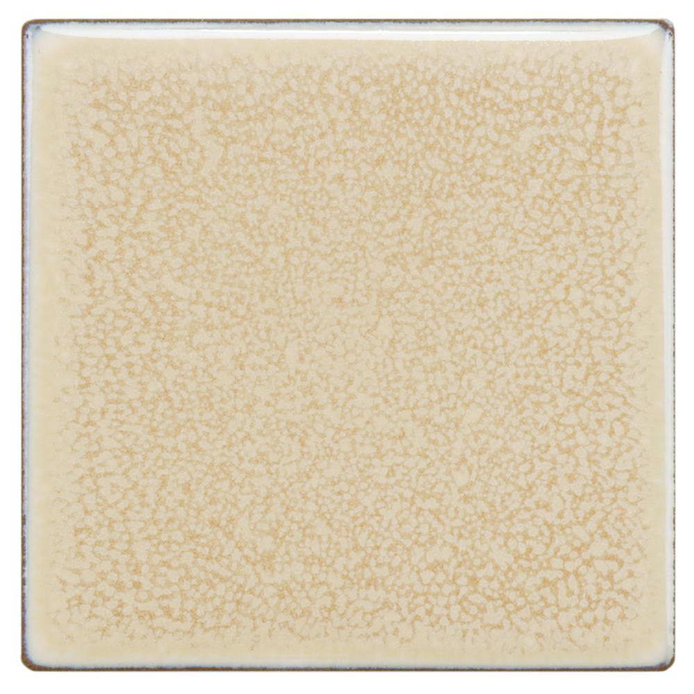 Merola Tile Essence Vanilla 4 in. x 4 in. Porcelain Floor and Wall Tile