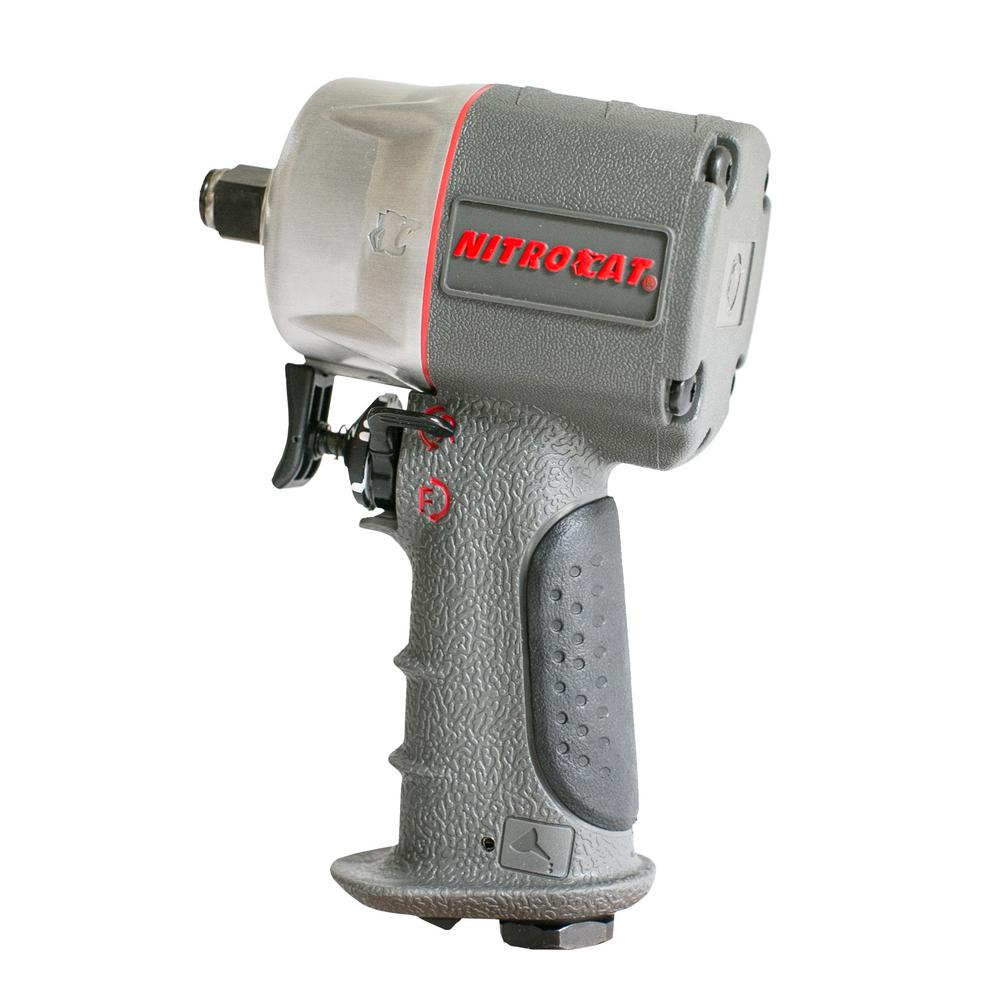 NITROCAT 3/8 in. Composite Compact Impact Wrench