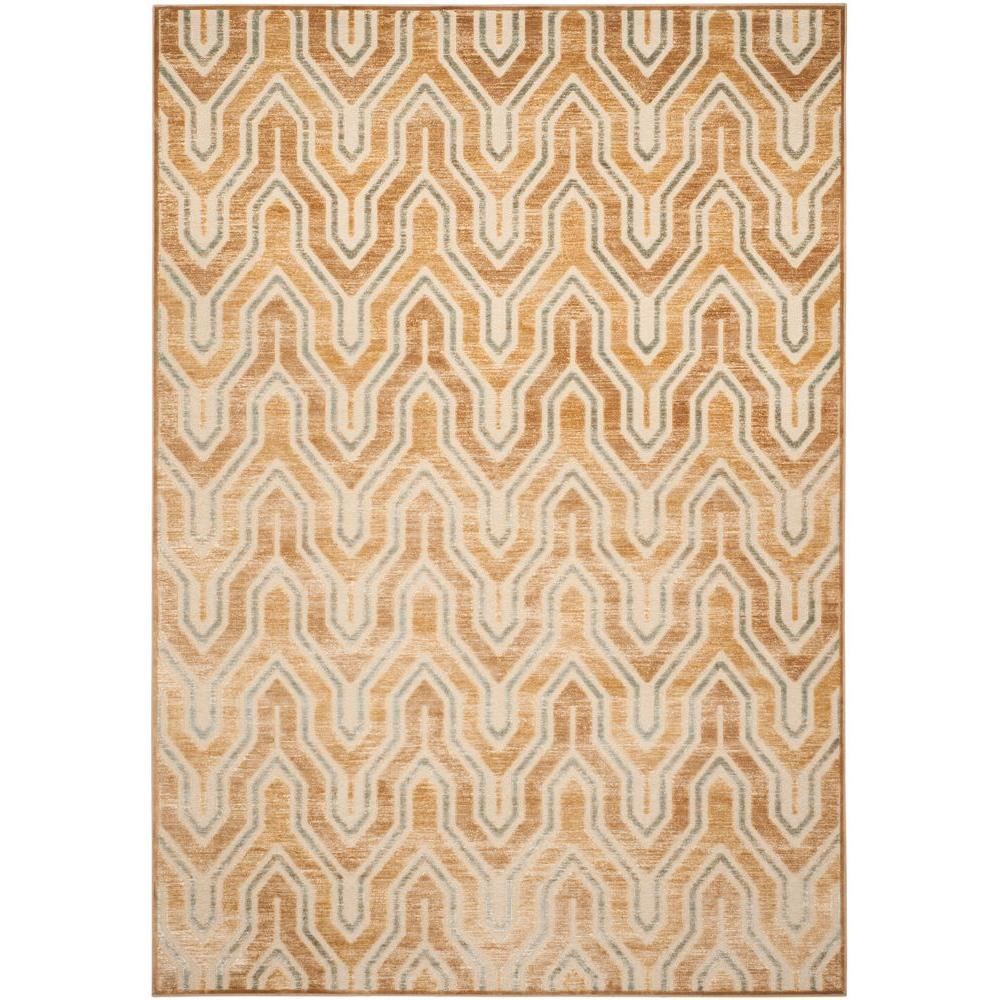 Safavieh Paradise Taupe/Multi 8 ft. x 11 ft. 2 in. Area