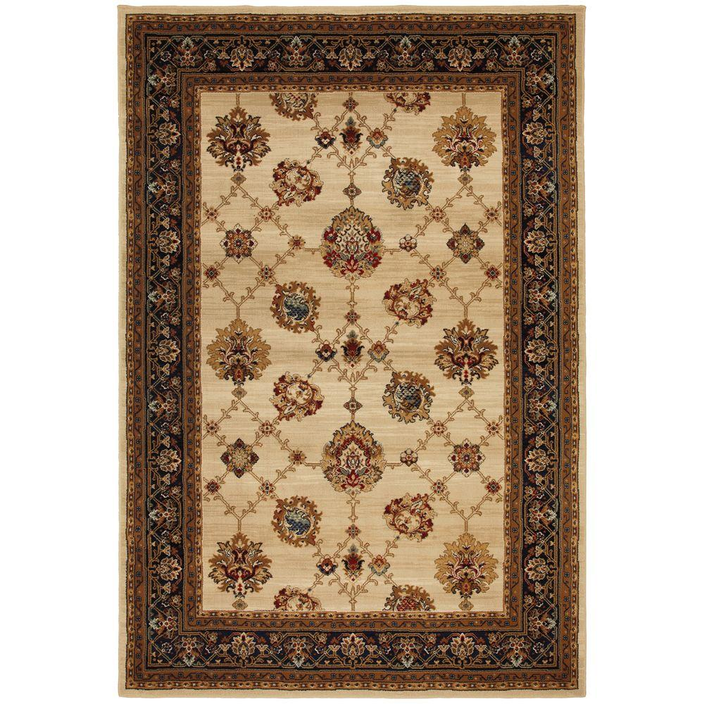 American Rug Craftsmen Istanbul 3 ft. 6 in. x 5 ft. 6 in. Area Rug