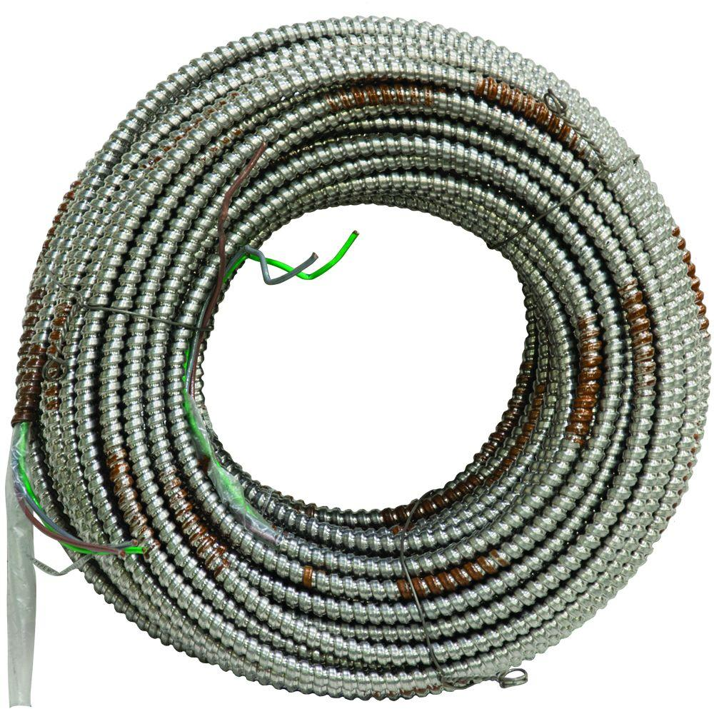 12/2 x 250 ft. 277/480 MC Lite Cable
