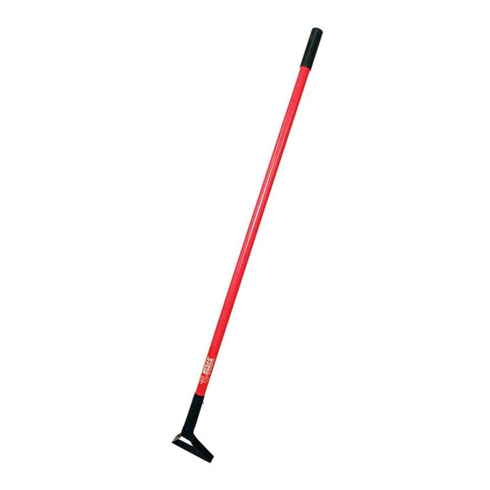 Bully Tools 12-Gauge Loop Hoe with Fiberglass Handle-92348 - The Home