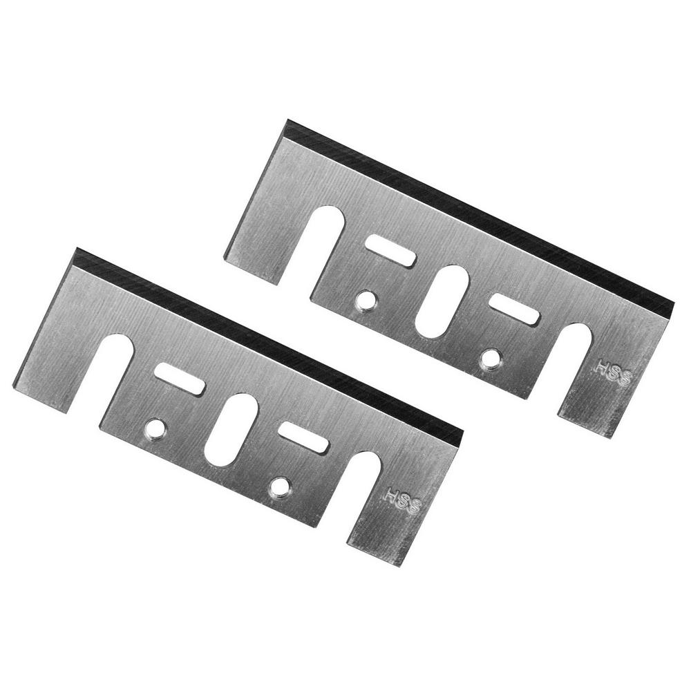 POWERTEC 3-1/4 in. HSS Planer Blades for Makita D17217 / N1900B