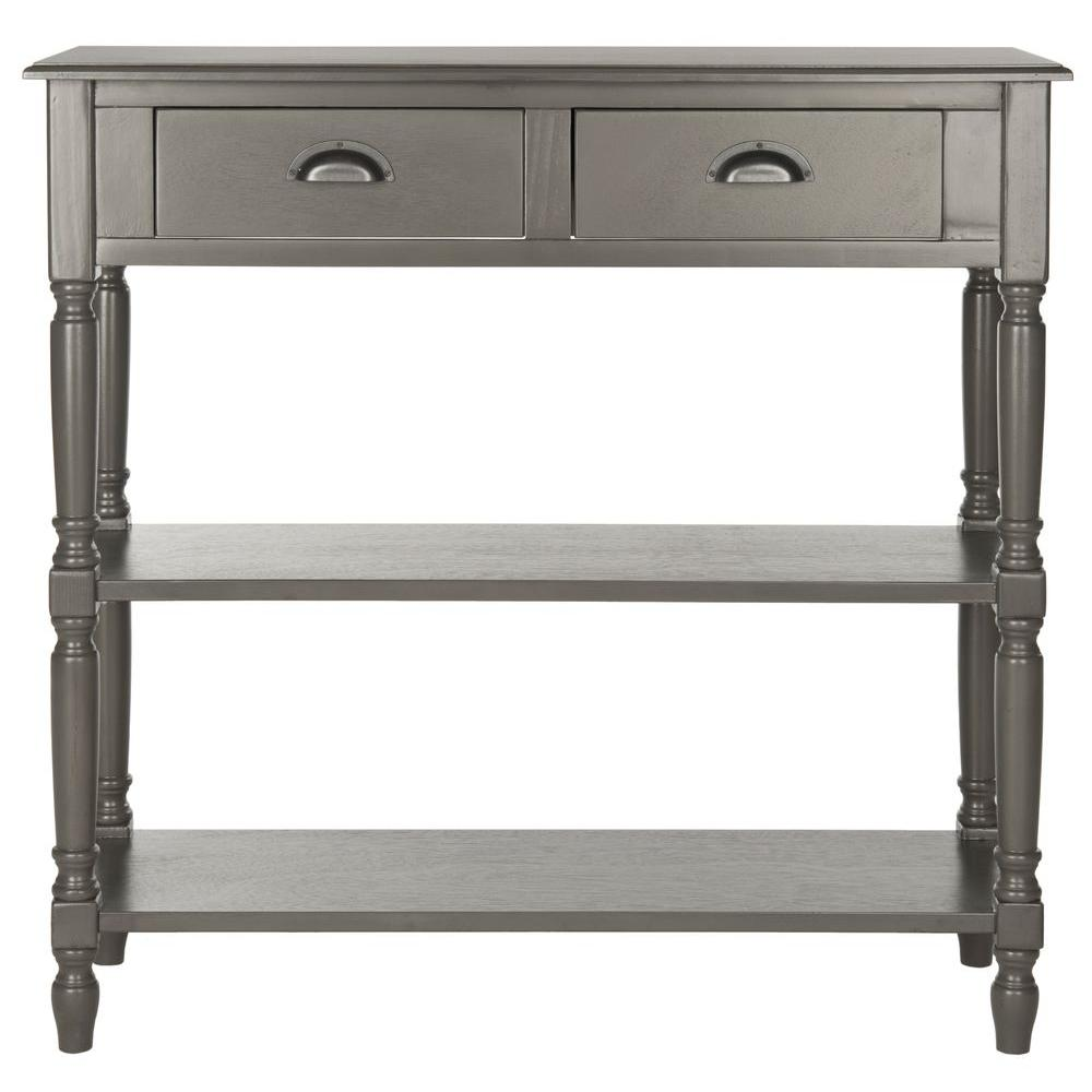 Entry Console Table Safavieh Gray Console Entry Tables Entryway Furniture