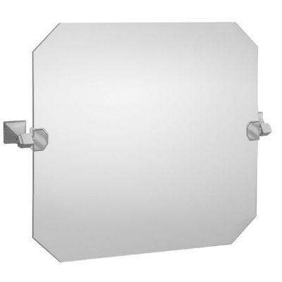 USE Mission Arts Square Swivel Mirror in Polished Chrome-DISCONTINUED