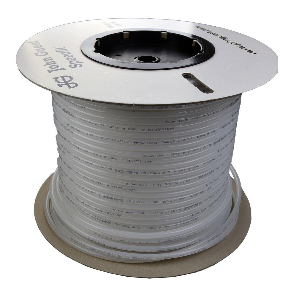 5/16 in. x 500 ft. Polyethylene Tubing Coil in Natural