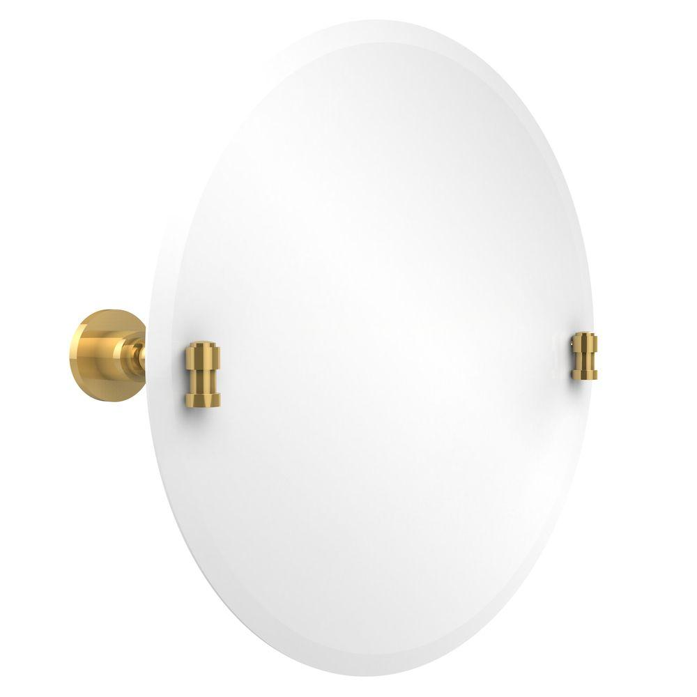 Allied Brass Washington Square Collection 22 in. x 22 in. Frameless