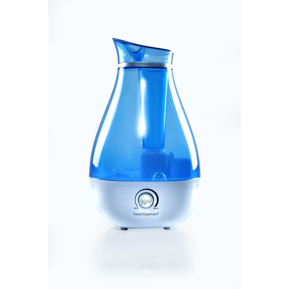 0.66 gal. XP Ultrasonic Cool Mist Tabletop Humidifier