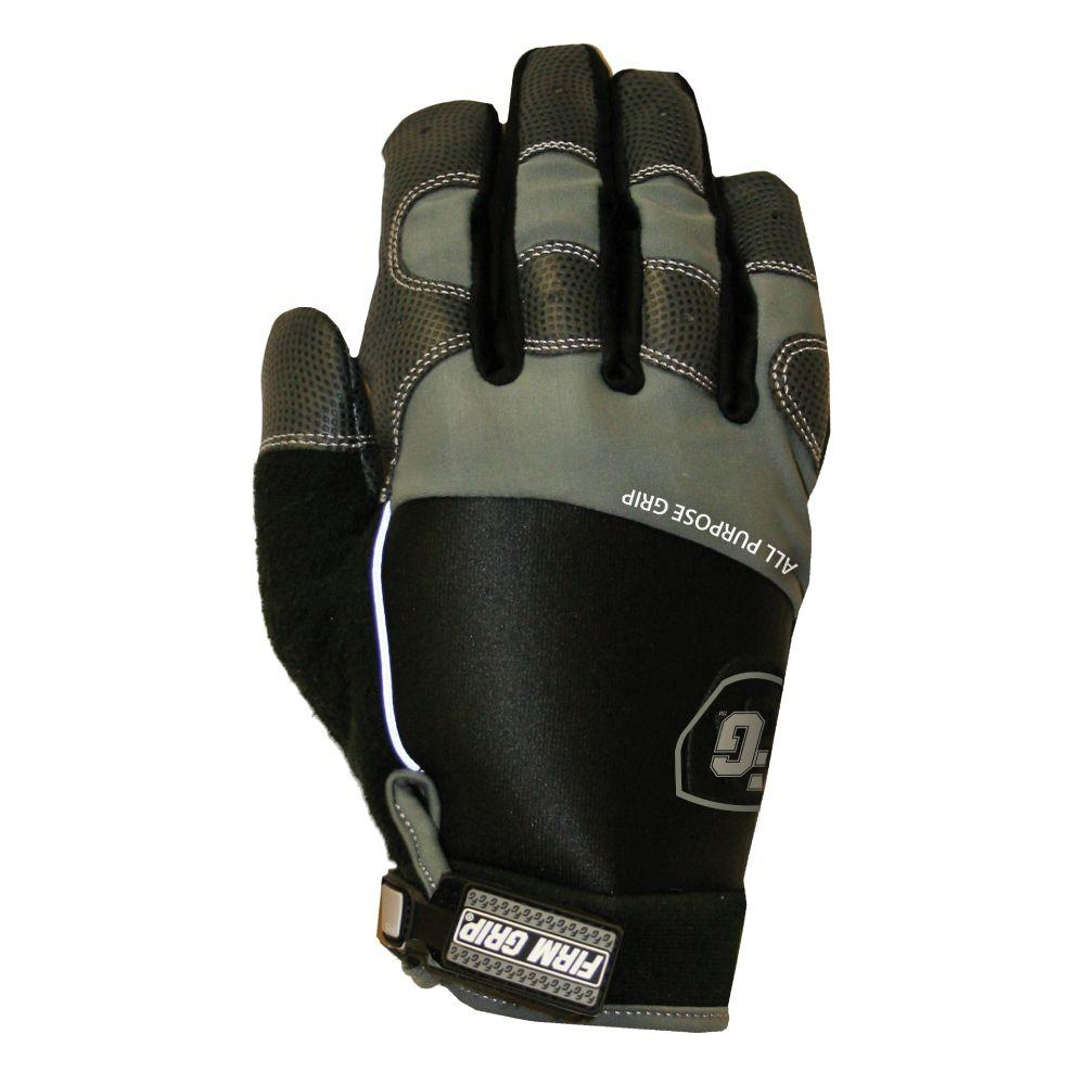 Firm Grip All Purpose Grip-Small Gloves-2002S - The Home Depot