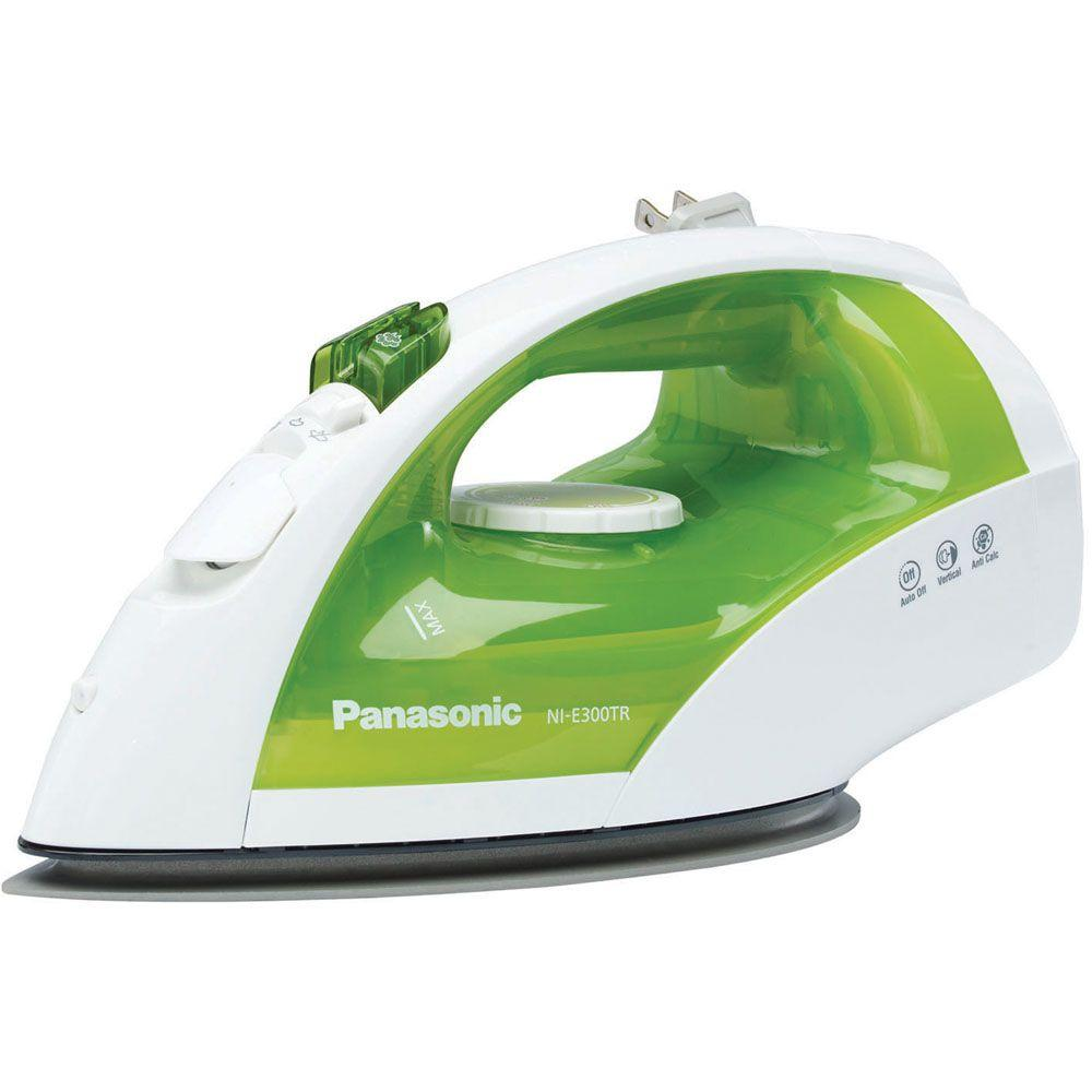 Panasonic 1200-Watt Steam and Dry Iron with Curved Soleplate-DISCONTINUED